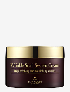THE SKIN HOUSE Wrinkle Snail System Cream - CLEAR