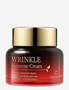 THE SKIN HOUSE Wrinkle Supreme Cream - CLEAR