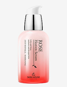 THE SKIN HOUSE Rose Heaven Serum - serum - clear