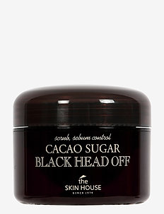 The Skin House Cacao Sugar Black Head Off - peeling - clear