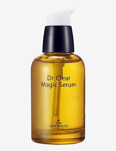 THE SKIN HOUSE DR. Clear Magic Serum - serum - clear
