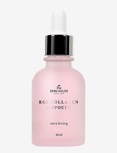 The Skin House Egf Collagen Ampoule - skintonic & toner - clear