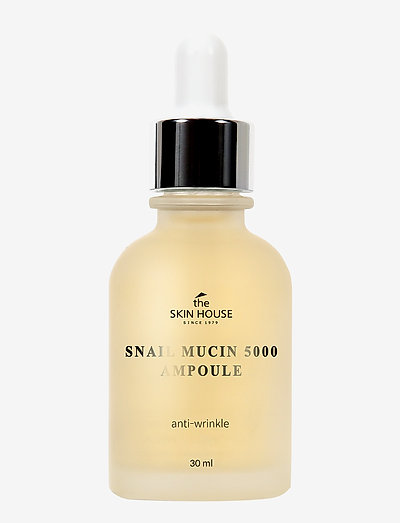 The Skin House Snail Mucin 5000 Ampoule - skintonic & toner - clear