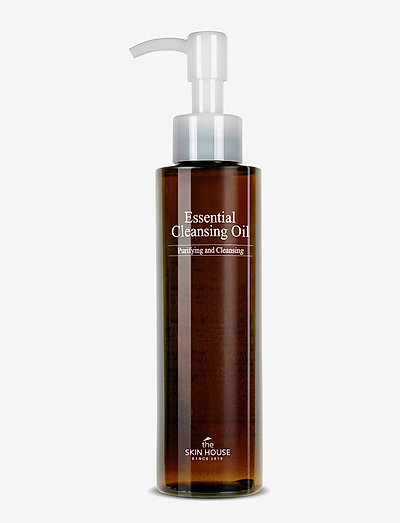 The Skin House Essential Cleansing Oil - meikinpoistoaine - clear