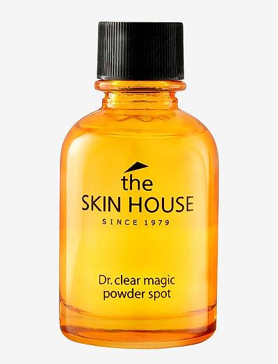 THE SKIN HOUSE DR. Clear Magic Powder Spot - spotbehandling - clear