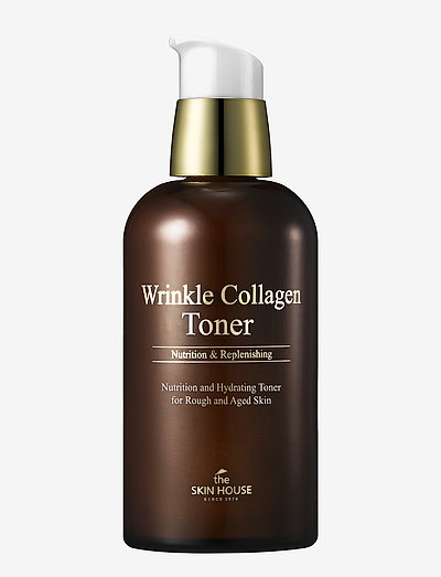 THE SKIN HOUSE WRINKLE COLLAGEN TONER - CLEAR