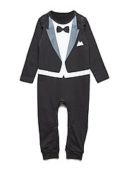 The Tiny Suit - ALL BLACK