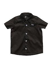 The Tiny Shirt - ALL BLACK