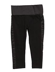 Leggings - TUXEDO PANTS BLACK