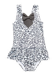The Tiny Swimsuit - SNOW LEOPARD