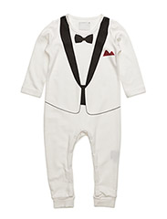 The Tiny Tux - OFF-WHITE
