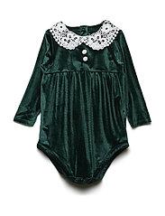 Tiny Victorian/Body - DEEP GREEN
