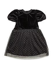 All Star Dress - BLACK