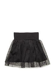 The Tiny Skirt/Tulle - BLACK