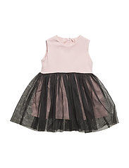 All Tulle Dress - SOFT PINK