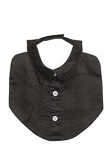 The Tiny Bib/Shirt - BLACK
