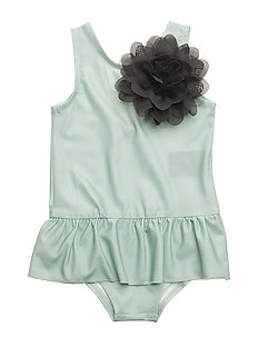 The Tiny Swimsuit/Soft Green - SOFT GREEN
