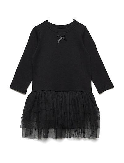 The Tiny Body/Ballerina - ALL BLACK