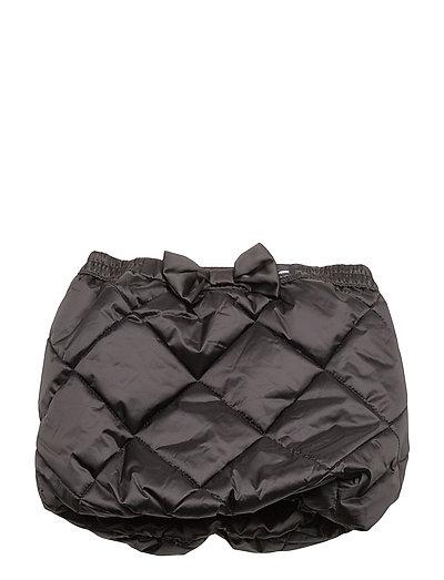 Tiny Skirt/Quilt - ALL BLACK