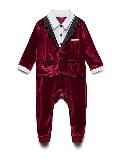 Ultimate Tuxedo - REAL RED
