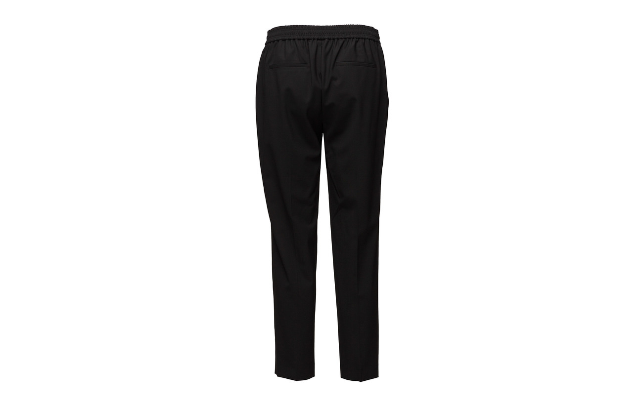 Laine t Pull Elastane On 001 Sl 4 Black Trouser Theory 96 R4qaA