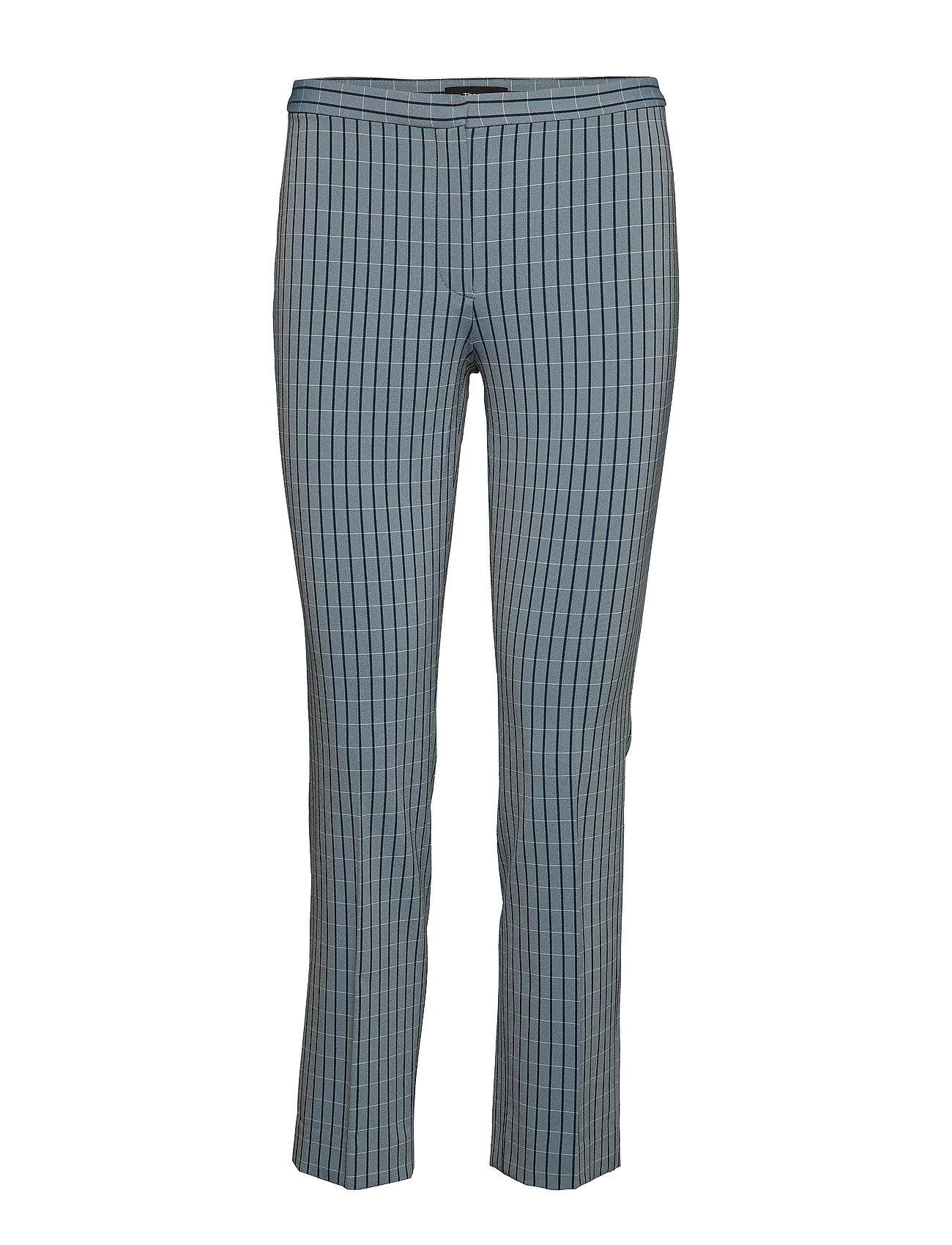 Image of Classic Skinny Pant3 Bukser Med Lige Ben Grå Theory (3160759665)