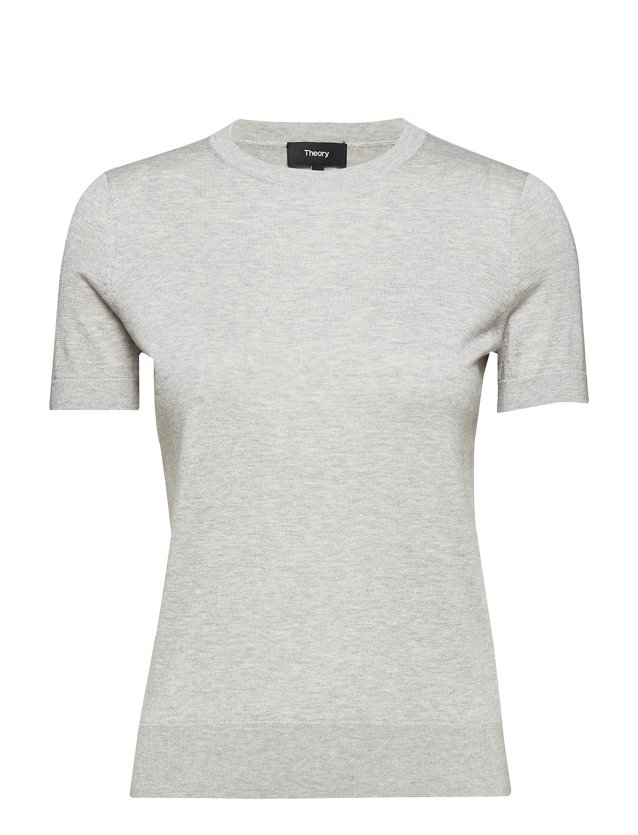 Basic Tee Clight GreyTheory M silken Heather fIvb76gyY