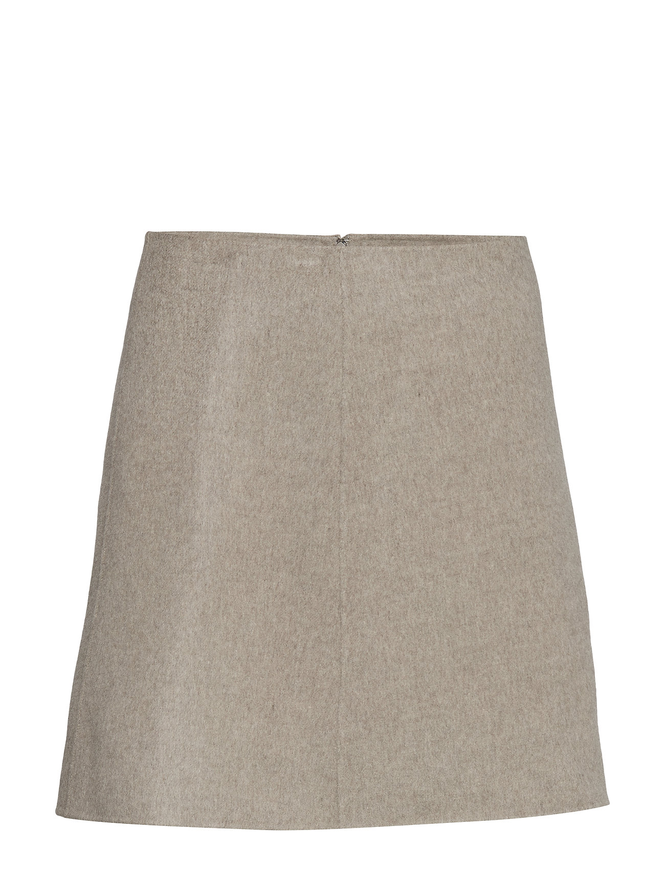Theory PANELED DF SKIRT.NEW - YDB.TAUPE GREY