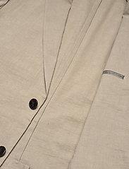 Theory - CLINTON UL - single breasted blazers - beige stone - 4