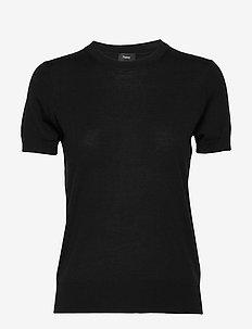 BASIC TEE P.REGAL WO - t-shirts - navy