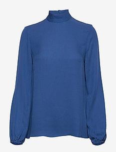 MOCK NK TOP.CLASSIC - prussian blue