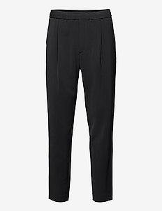 CURTIS PL PO PA.ENDO - formele broeken - black
