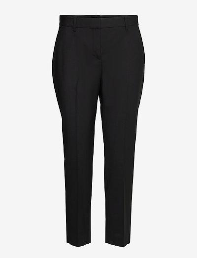 TREECA 2.TRACEABLE W - slim fit bukser - black