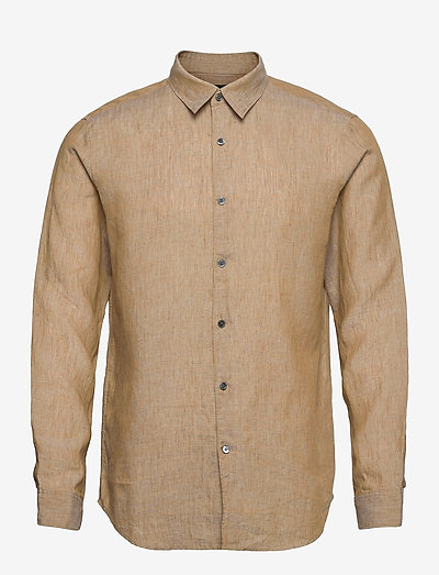 IRVING G - casual - sepia