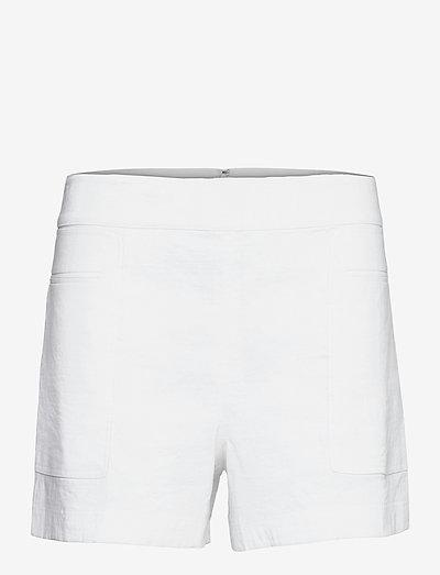MINI UTL SHORT - casual shorts - white