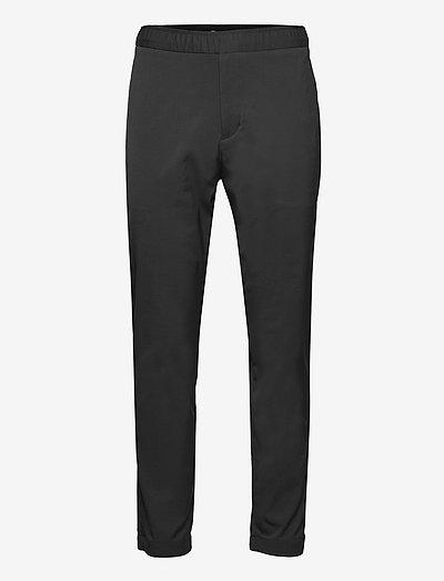 ZAINE JOGGER - pantalons décontractés - black
