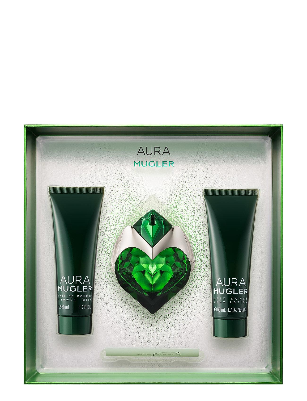 Image of Aura Edp 30ml, Bl 50ml, Perfuming Pen Beauty WOMEN Skin Care Perfume Sets Body Care Creams & Lotions & Bodybutter Mugler (3080010729)
