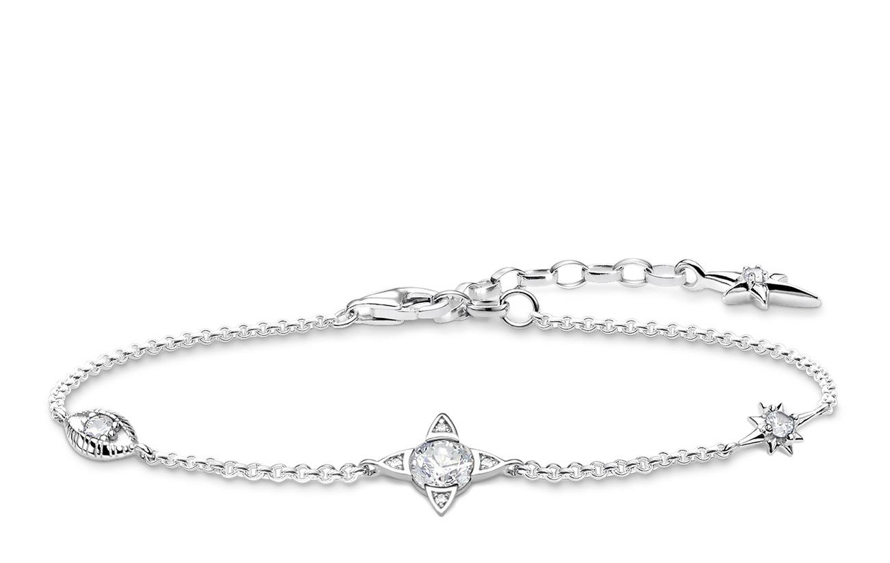 Thomas Sabo bracelet Small lucky charms,  silver - SILVER