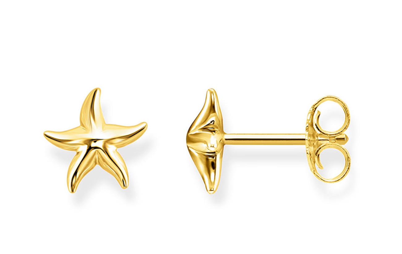 "Thomas Sabo ear studs ""starfish"" - GOLD"