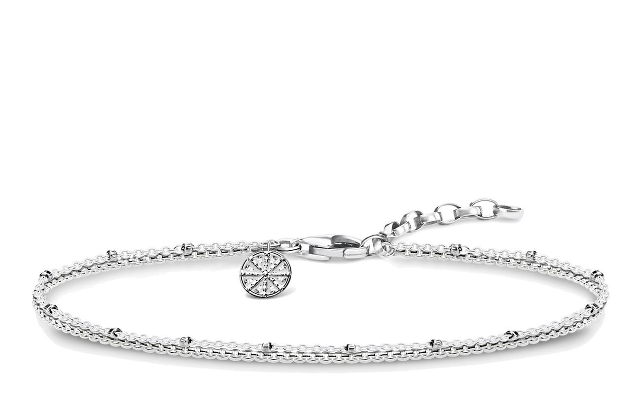 Thomas Sabo bracelet Karma Wheel - SILVER