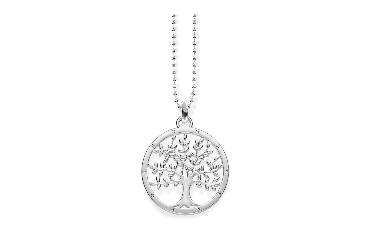 "Thomas Sabo necklace ""Tree of Love"" - SILVER"