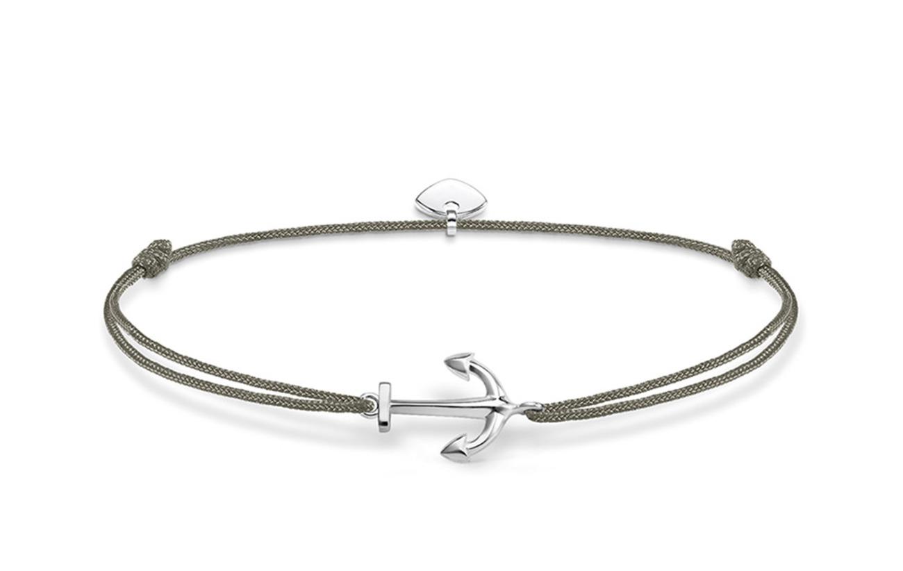 "Thomas Sabo bracelet ""Little Secret anchor"" - GREY"
