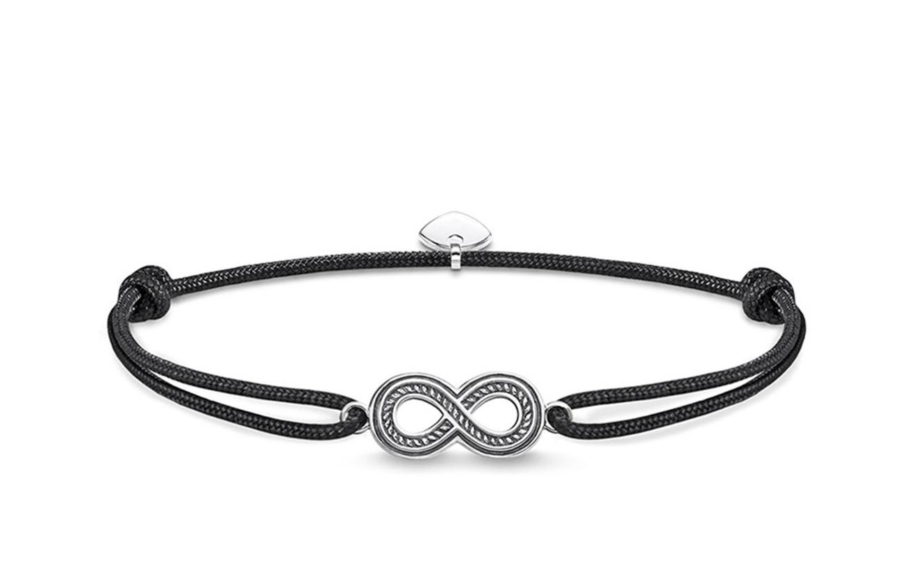 "Thomas Sabo bracelet ""Little Secret infinity"" - BLACK"