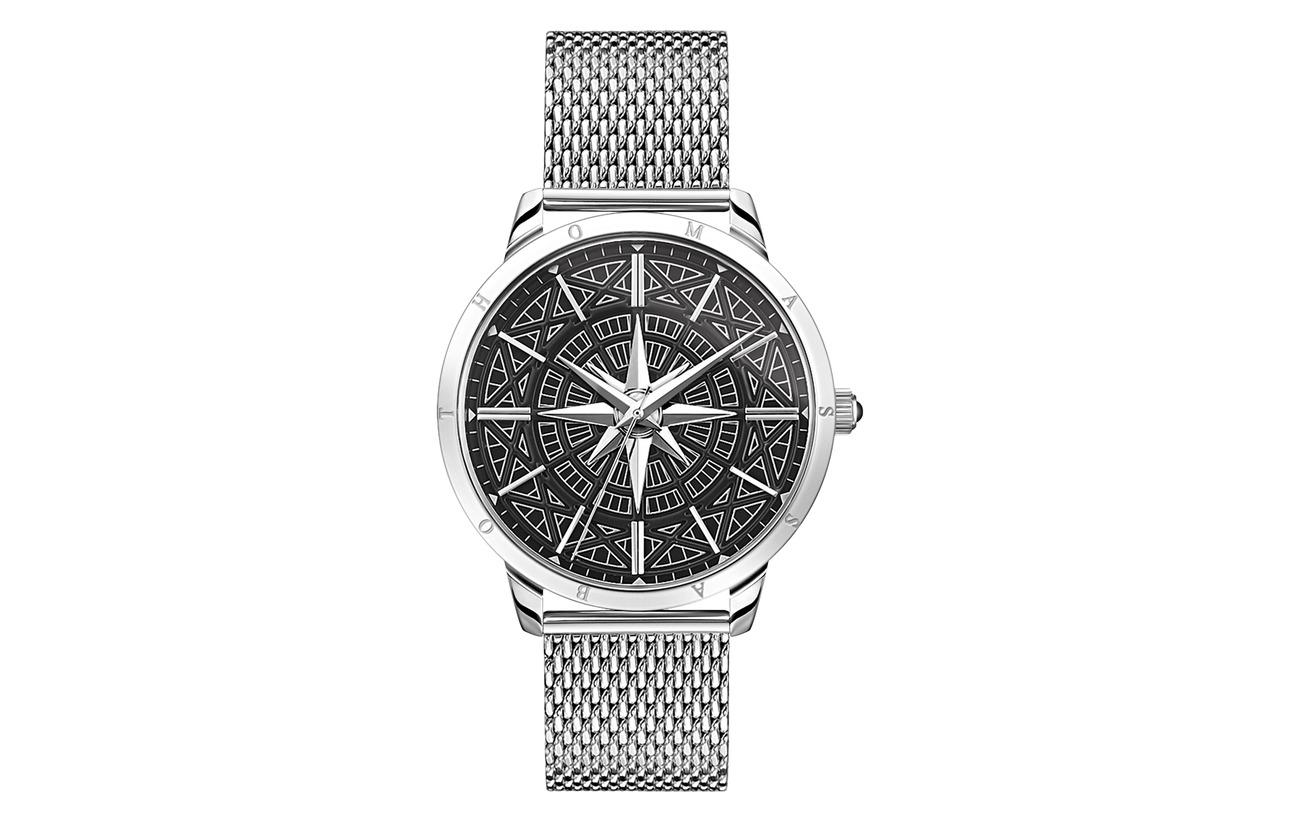 Thomas Sabo Watch Rebel Spirit compass - SILVER