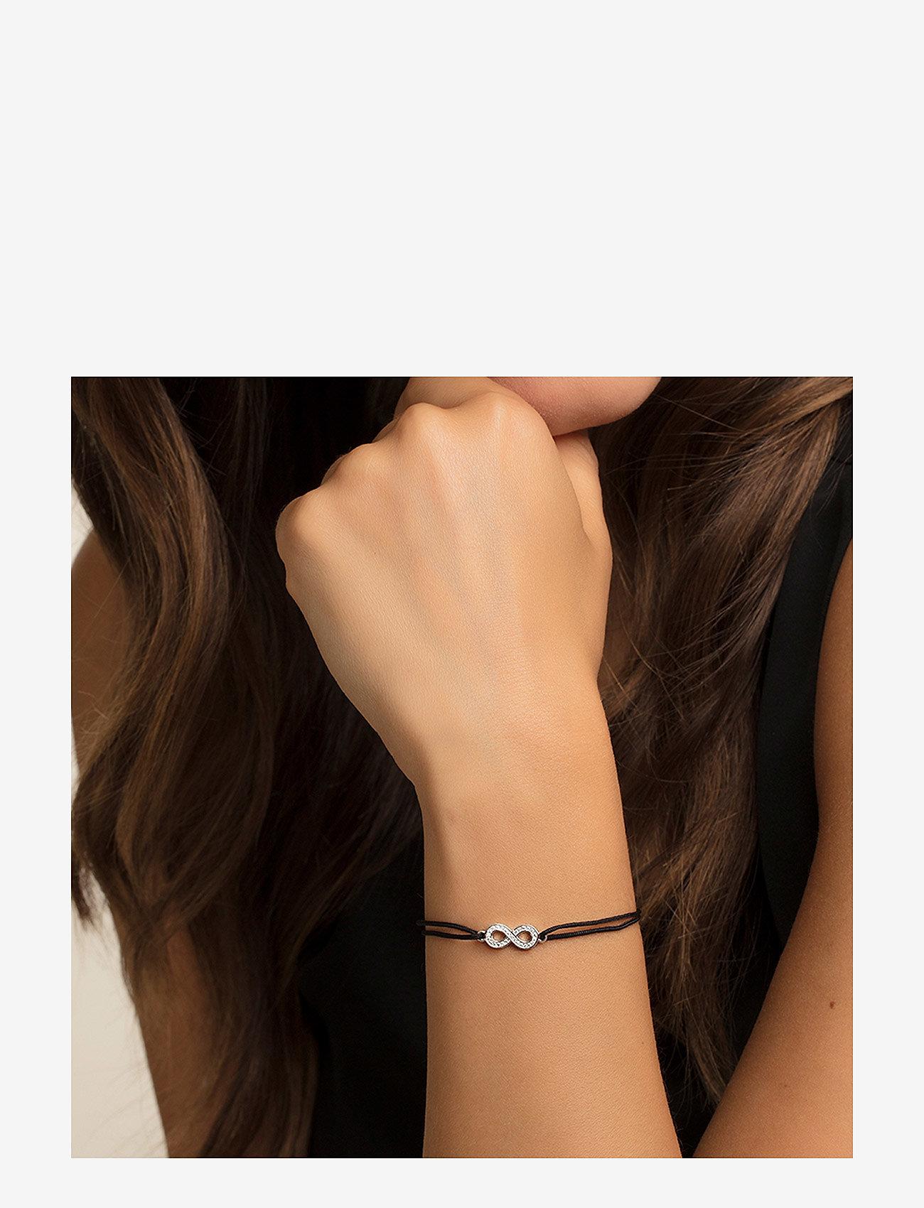 "Bracelet ""little Secret Infinity"" (Black) (31.20 €) - Thomas Sabo nwrdOoB1"