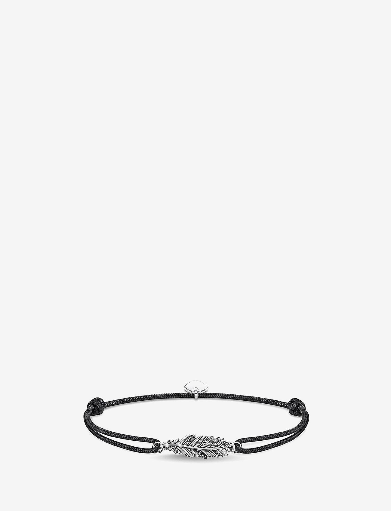 "Thomas Sabo - bracelet ""Little Secret feather"" - korut - black - 0"