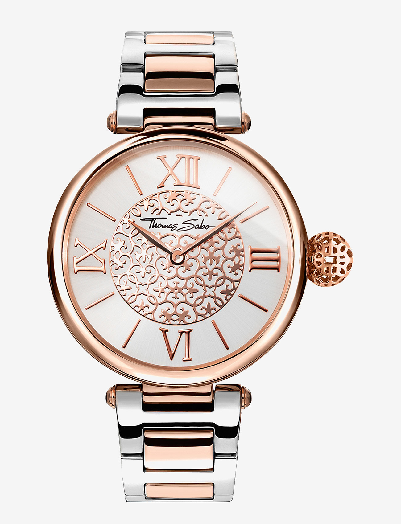 "Thomas Sabo - Women's Watch ""KARMA"" - klockor - dial silver-coloured - 1"