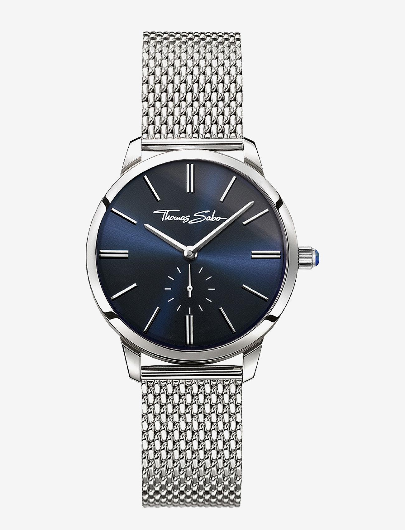 """Thomas Sabo - women's watch """"REBEL SPIRIT"""" - klockor - blue - 0"""