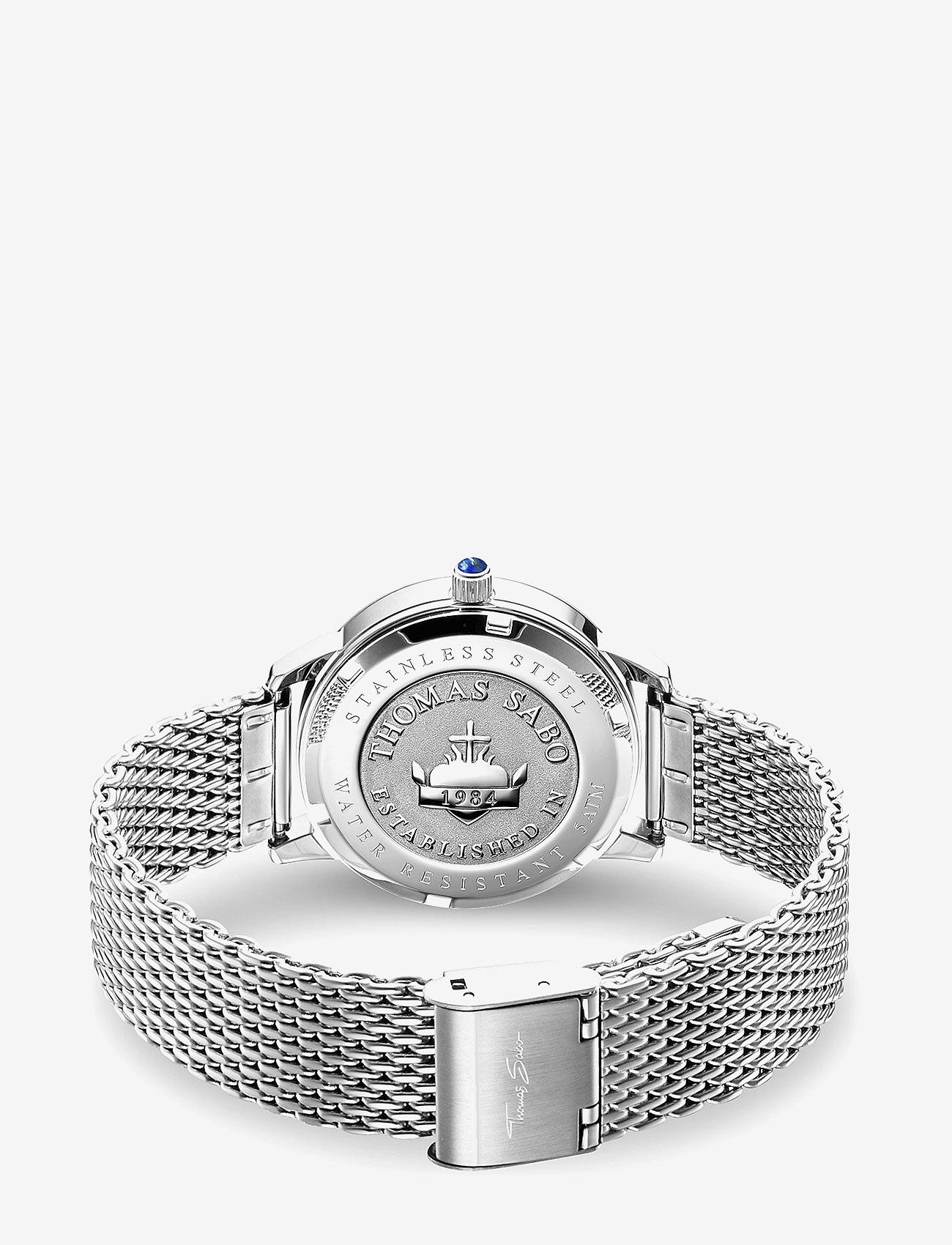 """Thomas Sabo - women's watch """"REBEL SPIRIT"""" - klockor - blue - 1"""