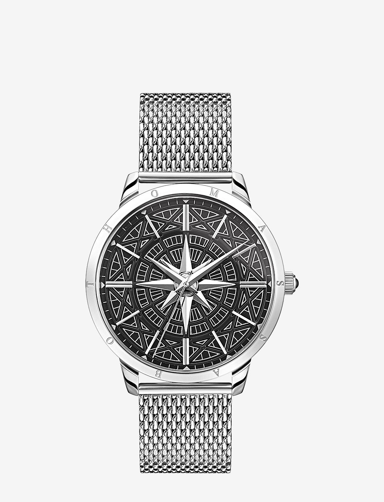 Thomas Sabo - Watch Rebel Spirit compass - klockor - silver - 0